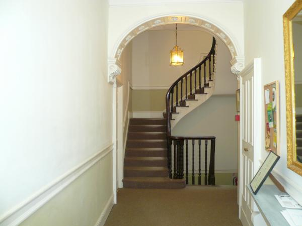 Abbey House Inner Hallway Leading Upstairs