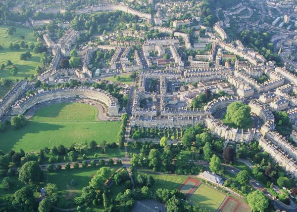 View of Bath.