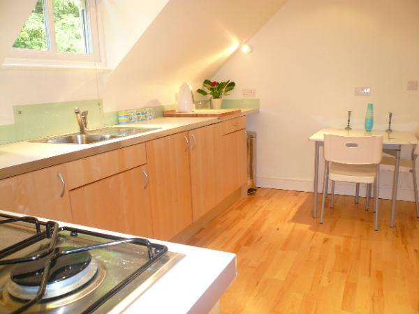And Sunny Kitchen