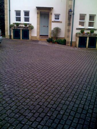 Your Cobbled Car Park