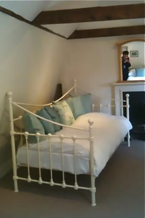 The Third bed in the upstairs loft