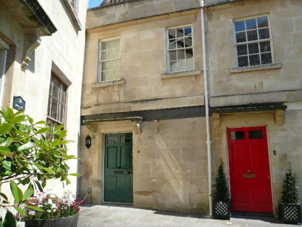 The Doll's House is tucked away in a quiet corner in St. Ann's Lane