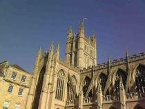 The Bath Abbey - magnificent!