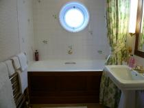 The Bathroom Porthole