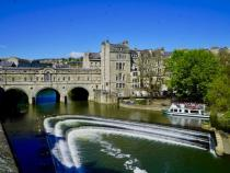 View of Pulteney Bridge and Weir (a 2 minute walk from Grand View)