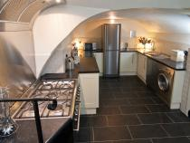 A Fabulous Kitchen for your formal dinners or casual breakfasts