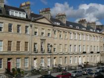The grand Great Pulteney Street will be your neighbourhood