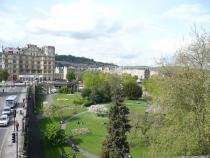 View over Parade Gardens